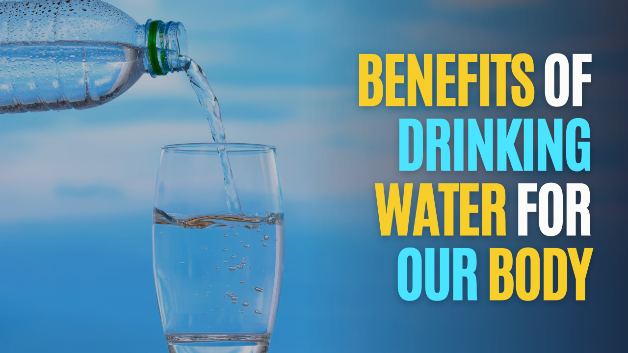 Benefits Of Water (Warm Vs Cold Water)