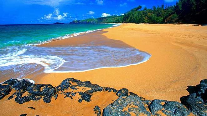 Kilauea Beaches – Hawaii