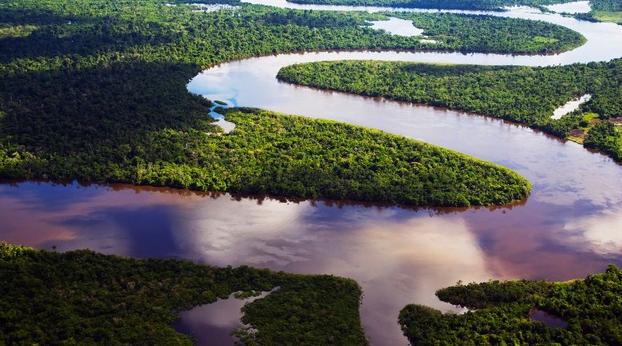 Amazon River - Brazil