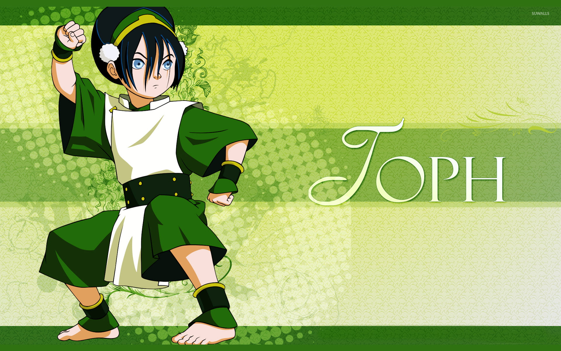 Avatar The Last Airbender's Toph Beifong