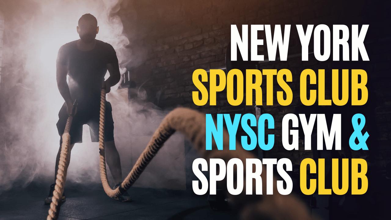 New York Sports Club NYSC