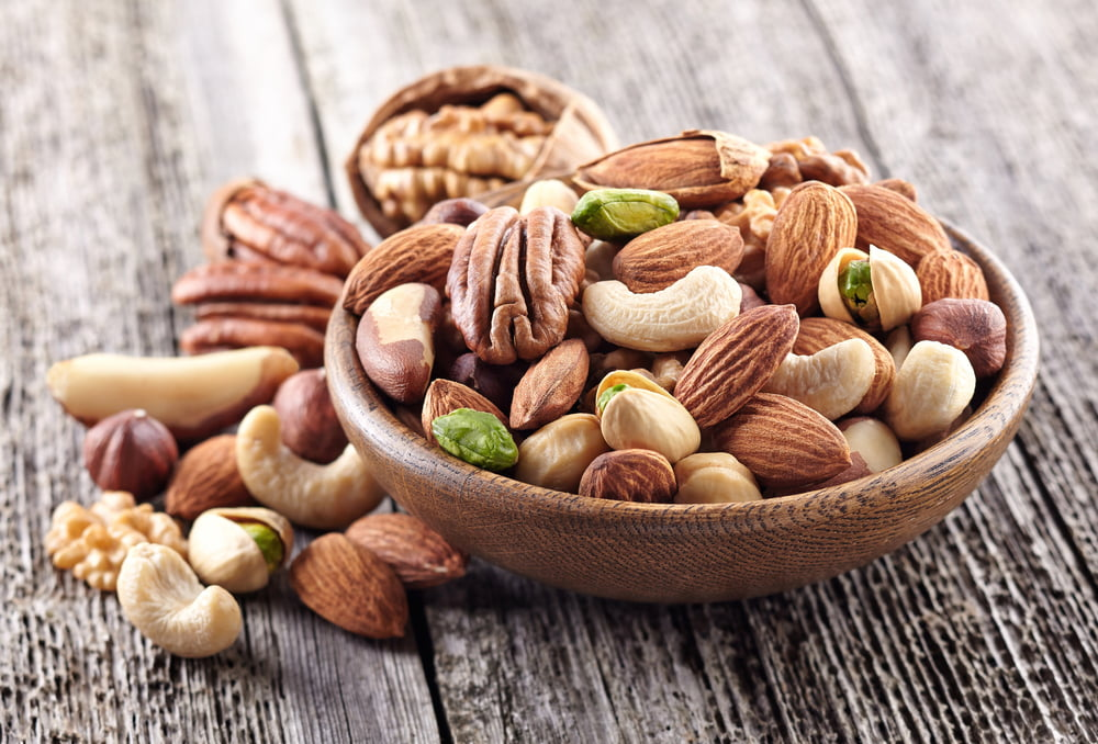 Eat Nuts and Seeds