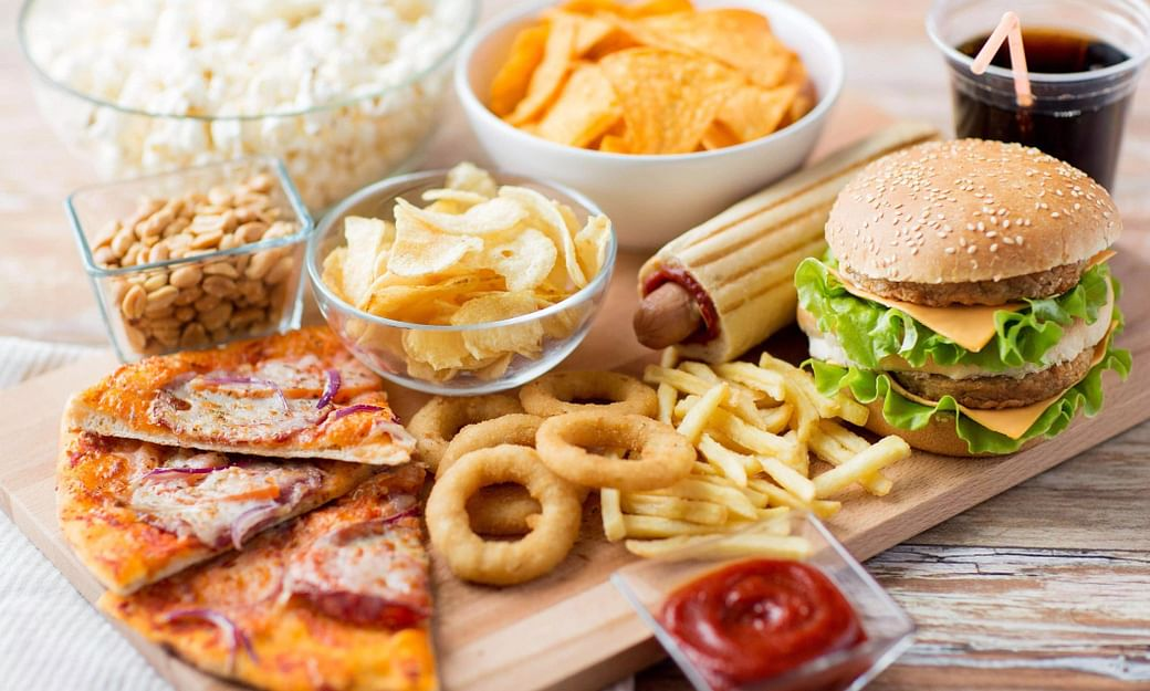 Foods that are Highly Processed